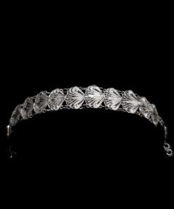 "Handmade Bracelet ""Indie"" Filigree Silver Jewelry from Cyprus"
